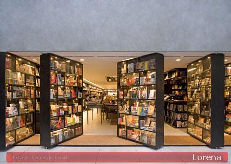Livrarias Livraria da Vila - Jardins - São Paulo - Guia da