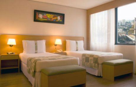 Hotel Holiday Inn Parque Anhembi