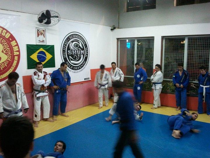 Barbosa Jiu Jitsu e MMA