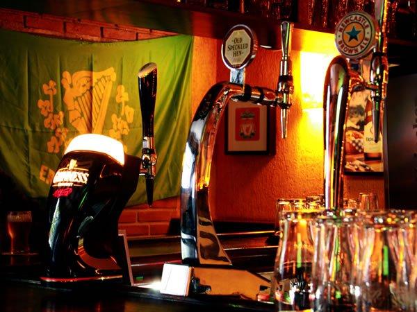 Bares (antigo): The Blue Pub