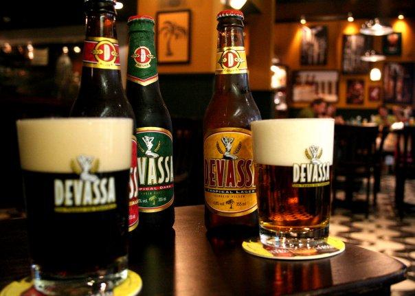 Cervejaria Devassa - Flamengo
