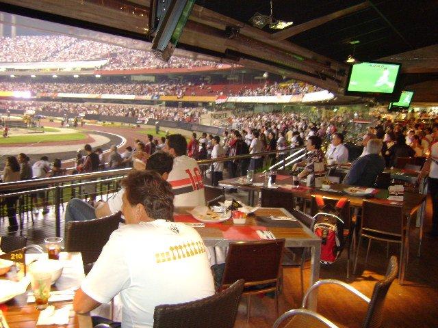 Santo Paulo Bar - Estádio do Morumbi