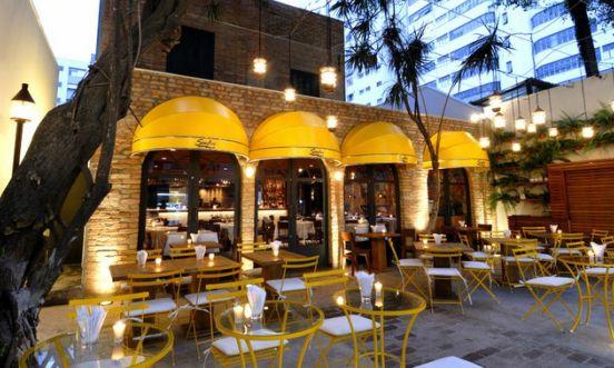 Restaurantes: Serafina - Jardins