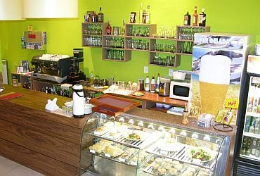 Restaurantes: Café da Oca