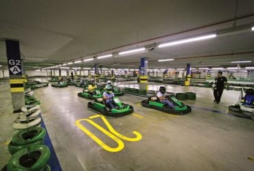 Kart Indoor - Shopping Paralela
