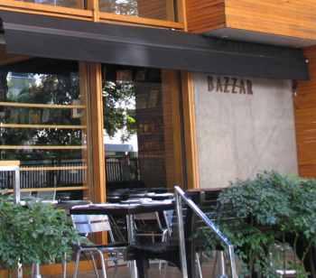 Bazzar Café - Centro