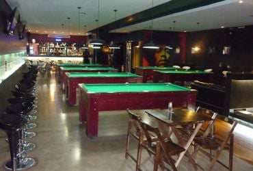 Bares (antigo): Woodstock Soccer Pub