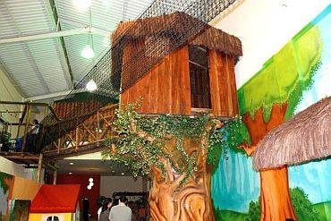 Casa da Árvore Buffet