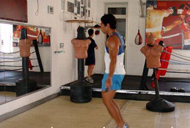 Academia Boxe Elite