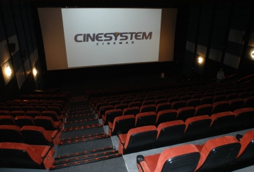 Viagens: Cinesystem Total