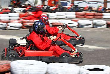 Esportes: Kartódromo Internacional Granja Viana