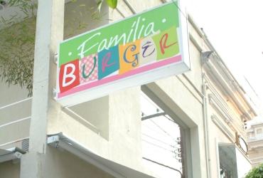 Restaurantes: Família Burger