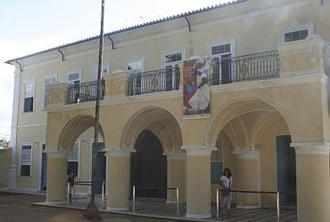Casa do Samba de Santo Amaro (Santo Amaro da Purificação-BA)