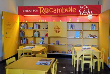 Biblioteca Rocambole