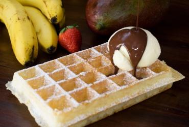 Opakee Belgian Waffles