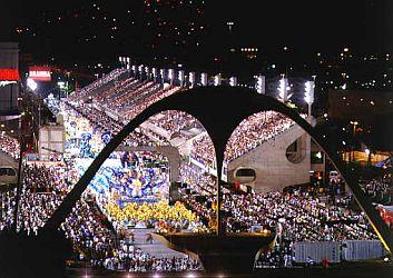 Praça da Apoteose - Sambódromo