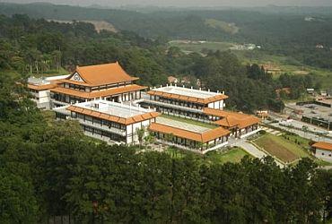 Templo Budista Zu Lai - Cotia