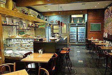 Restaurantes: Alecrim Sabor e Saúde