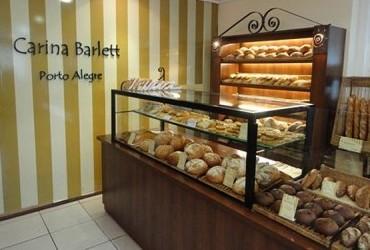 Carina Barlett Boulangerie - Menino Deus