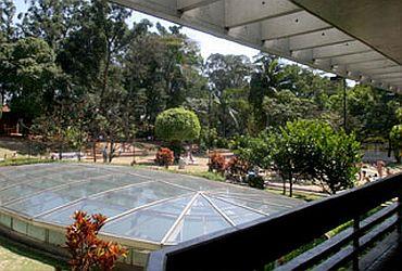 Sesc Ipiranga - área de convivência