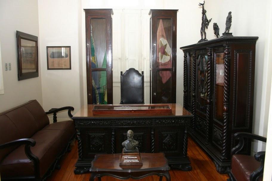 Arte: Museu Histórico da Polícia Militar