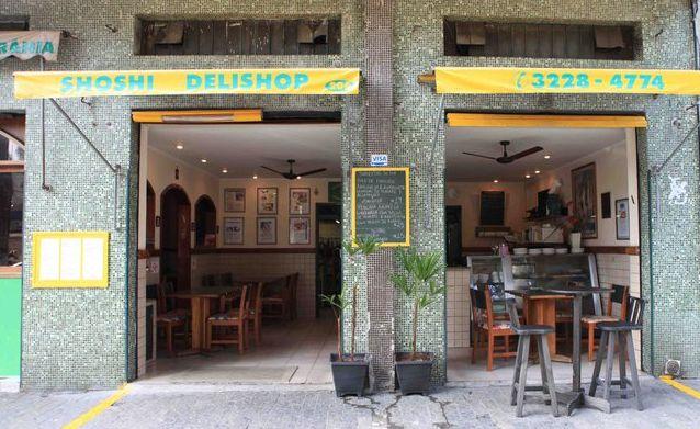 Restaurantes: Delishop