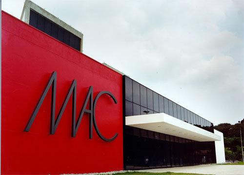 MAC Ibirapuera - Pavilhão Bienal