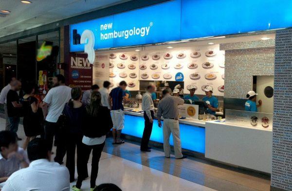 Restaurantes: H3 New Hamburgology - Shopping Vila Olimpia