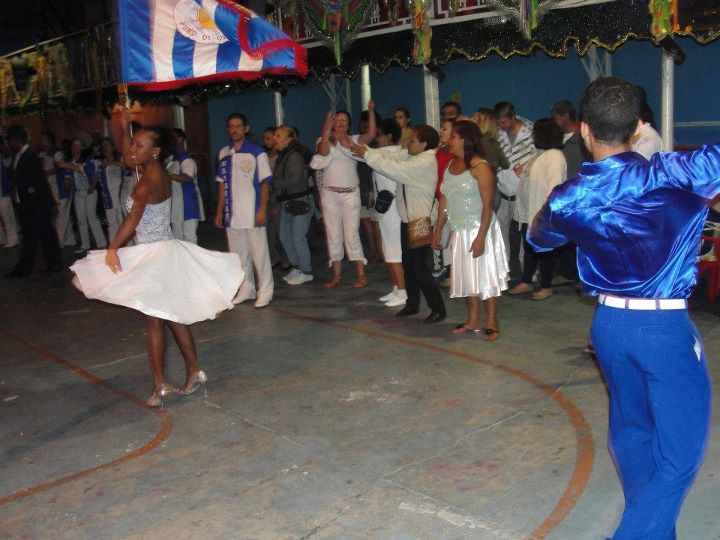 Na Cidade: Acadêmicos do Tucuruvi