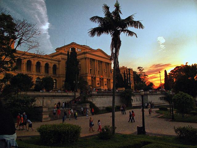 Museu do Ipiranga - Museu Paulista