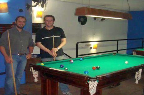 Snooker Rock Bar - Santana