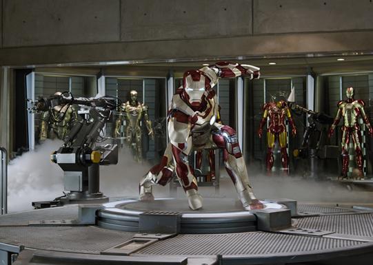 Cinema: Trailer de Homem de Ferro 3