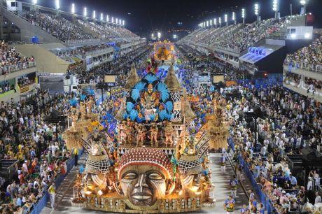 Viagens: Carnaval 2013 no Rio de Janeiro
