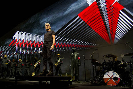 Shows Roger Waters no Brasil 2012