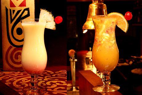 Noite: Drinks sem álcool