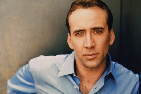 Nicolas Cage careca