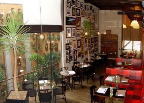 Restaurantes: Oscar Café