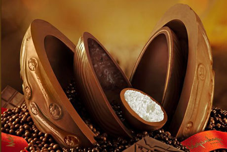 Compras: Ovos de Páscoa de 2012
