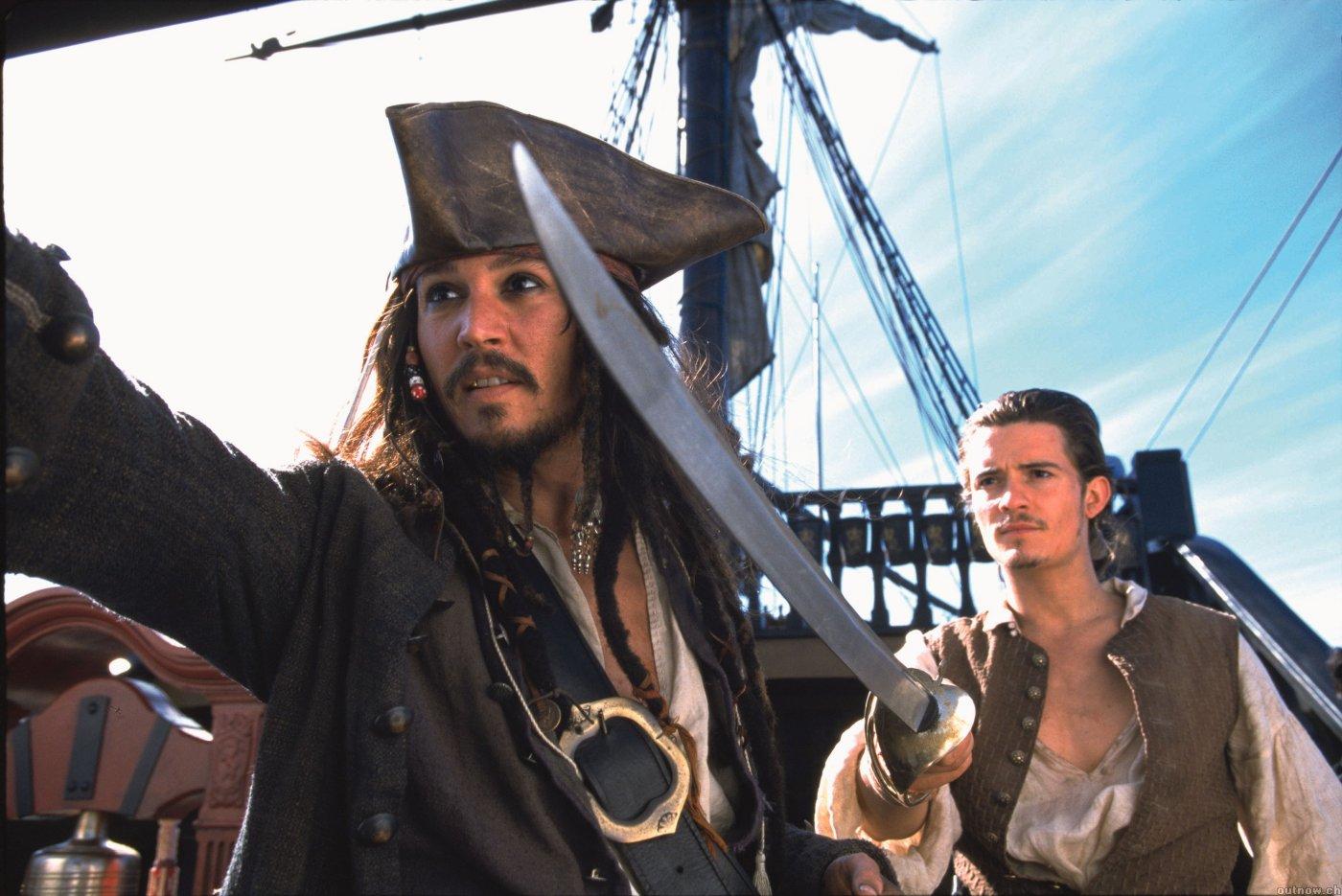 Piratas Do Caribe A Maldição Do Pérola Negra Filme