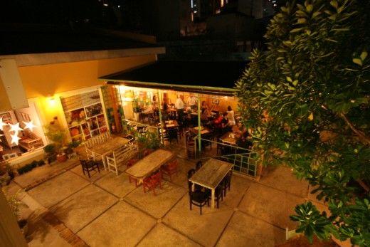 Restaurantes: Beco do Bartô