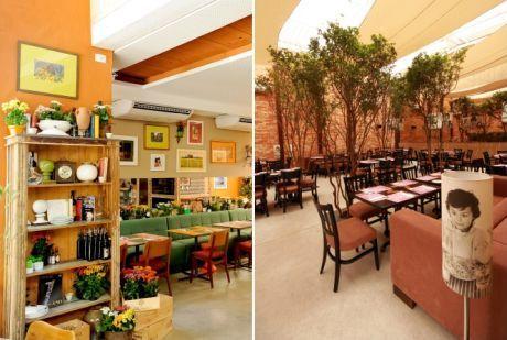 0bd879c581d Os cardápios do Zena Caffè e do Spago são fortemente influenciados pela  comfort food. Crédito  Divulgação Tadeu Brunelli