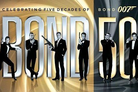 Cinema: 50 anos de 007