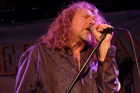 Shows: Robert Plant no Rio de Janeiro