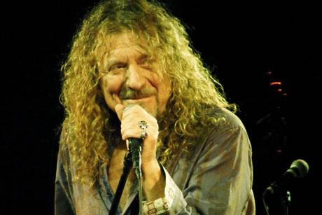 Viagens: Robert Plant em Belo Horizonte