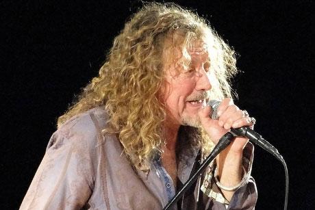 Esportes: Robert Plant em Brasília