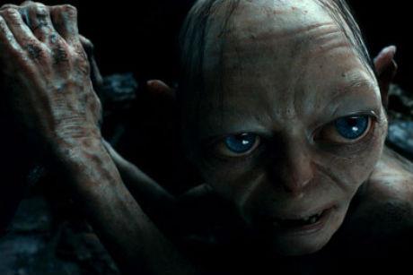 Gollum em O Hobbit
