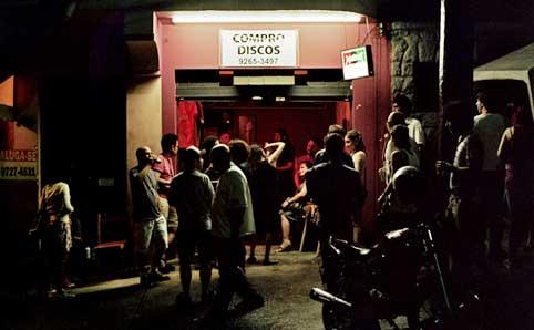 Compras: Disconcert Record Shop