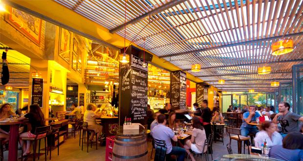Volta ao mundo em bares de São Paulo