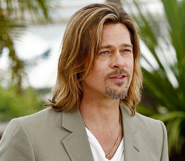 Brad Pitt - 50 anos