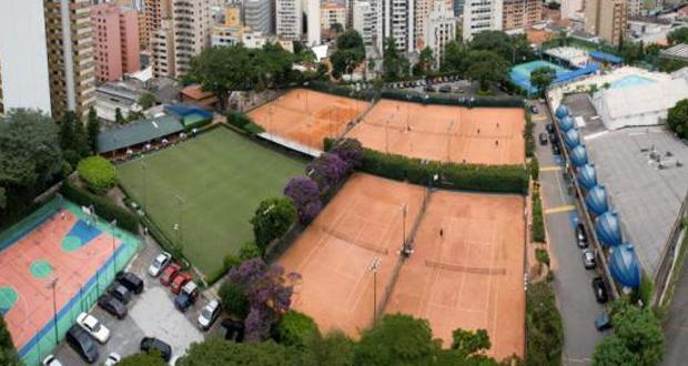 Arte: São Paulo Athletic Club